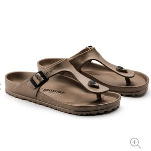 Birkenstock Gizeh EVA Copper Sandals